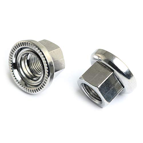 Pro Bamboo Kitchen Track Nut 2PCS Bicycle Bike Wheel Hub Axle Nuts M9 Bicycle Accessories 7075 Aluminum Alloy Screw