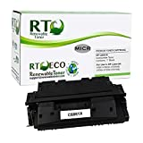 Renewable Toner Compatible High Yield MICR Toner Cartridge Replacement for HP 61X C8061X Laserjet 4100 4100dtn 4100mfp 4100n 4100tn 4101mfp