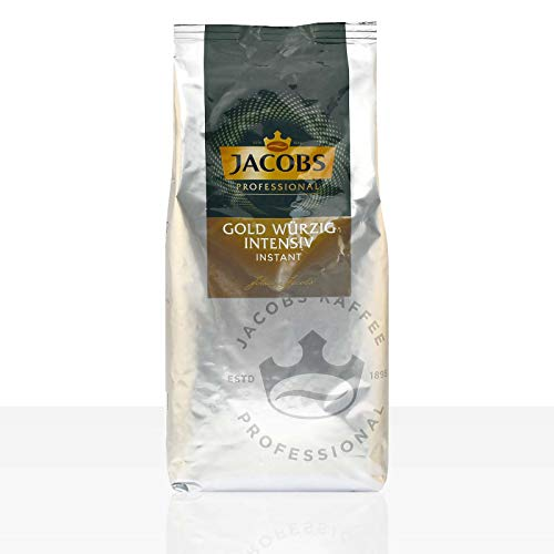 Jacobs Gold würzig intensiv - 500g Instant-Kaffee für Vending Automaten