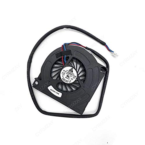 CYRMZAY Ventilador Compatible para Samsung Internal TV Ventilador UE55HU8500T KDB04112HB UE55HU8500 UE55HU8500TXXU Ventilador