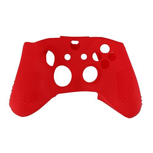 Coque de Protection en Caoutchouc de Silicone pour Microsoft Xbox One S Control