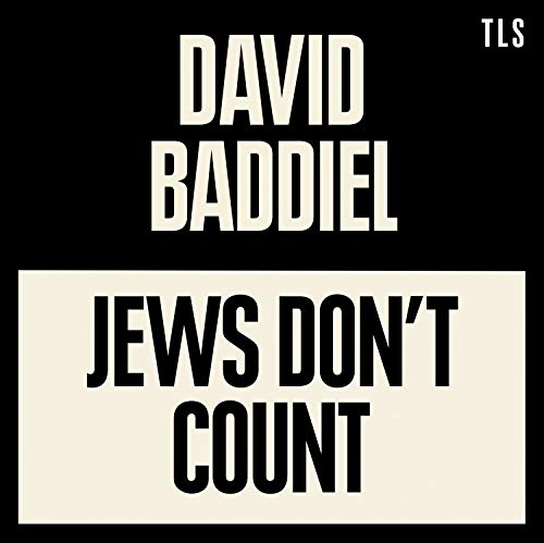 Jews Don't Count cover art