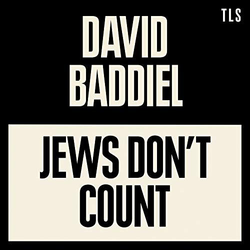 Jews Don't Count Titelbild