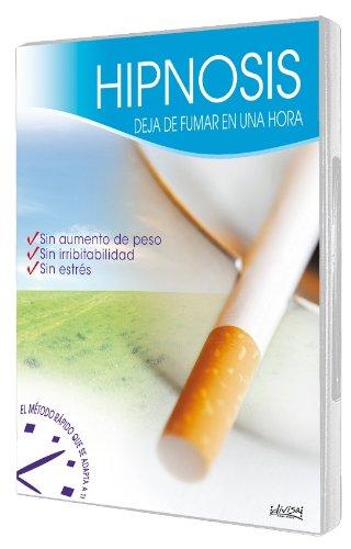 Hipnosis: Deja de fumar en 1 hora [DVD]