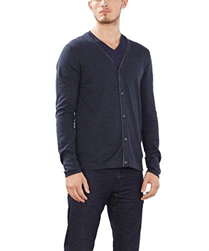 ESPRIT Collection Herren 996EO2I901 Pullover, Blau (NAVY 400), X-Large