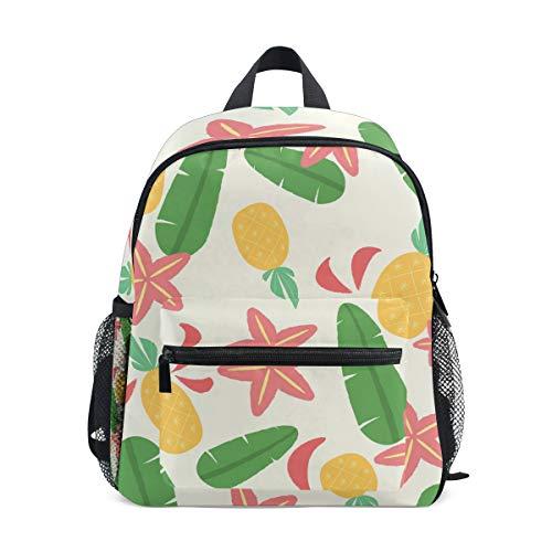 MALPLENA Bolsa de viaje para niños Summer Vibe School Bag