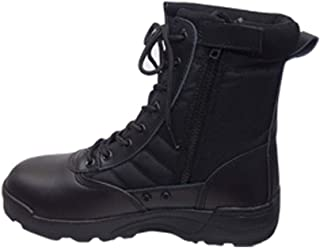 FLYTON Army Boot For Unisex