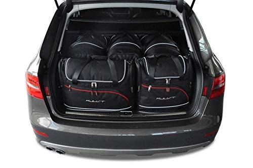 KJUST Dedizierte Reisetaschen 5 STK kompatibel mit Audi A4 Avant B8 2008-2015
