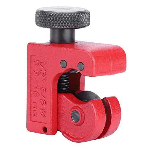 Vbestlife Mini Tube Cutter, Mini Cut Off Saw Trimmer Durable Metal Archery Arrow Cutter Diameter of...