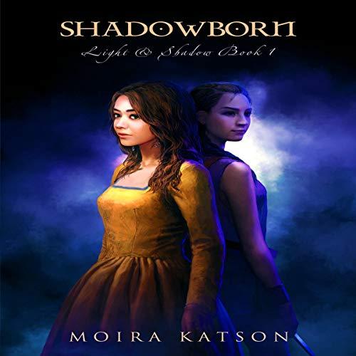 Shadowborn Audiobook By Moira Katson cover art