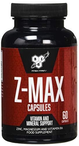 BSN Z-Max 60 Capsules, 200 g