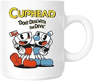 Cuphead coffee mug - Videogame Cuphead