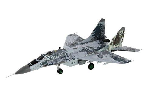 グレートウォールホビー 1/48 スロバキア空軍 MiG-29AS デジタル迷彩 プラモデル S4809
