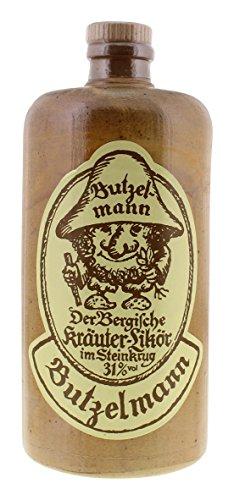 Butzelmann Kräuterlikör im Steinkrug, 1er Pack (1 x 700 ml)