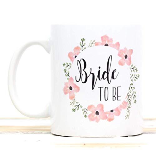 Tasse *Bride to be* Hochzeit, Braut Geschenke, Geschenke für die Braut, Brautgeschenk, Kaffetasse, Brauttasse, Verlobungsgeschenk