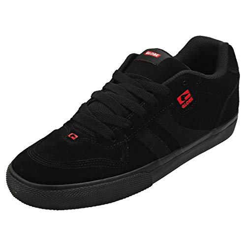 Globe Encore-2, Zapatillas de Skateboarding Hombre, Negro (Black 000), 42 EU