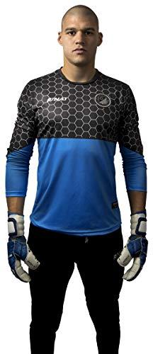 Rinat LAJUD Goalkeeper Jersey (Youth Medium) Blue