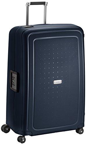 Samsonite S'Cure DLX Koffer, 81 cm, 138 Liter, Midnight Blue