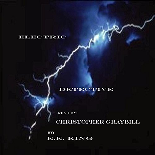 Electric Detective audiobook cover art