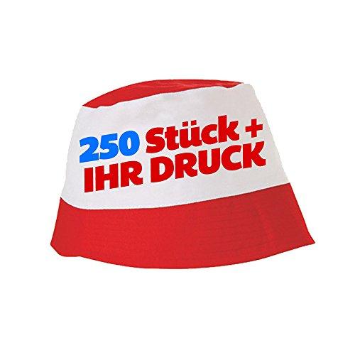 Printwear Sombrero de sol sombrero de pesca, sombrero de pintura, sombrero de pesca, sombrero estampado, 250 unidades