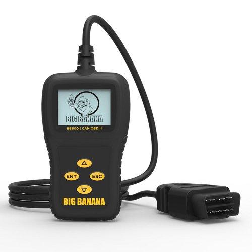 Big Banana BB600 OBD II CAN Diagnostic Auto...