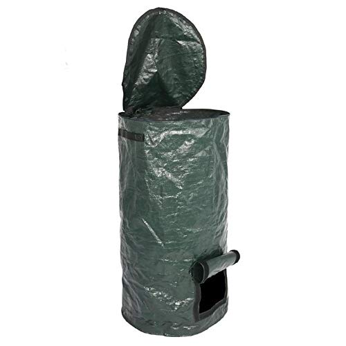Affordable Essenc Organic Waste Kitchen Garden Yard Compost Bag Environmental PE Cloth Planter Kitch...