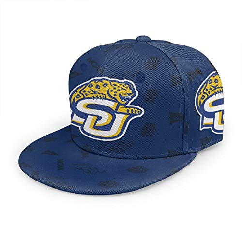 Littlearth NCAA Southern University Jaguars Baseball Dad Cap Adjustable Size Perfect for Running Workouts and Outdoor Activities