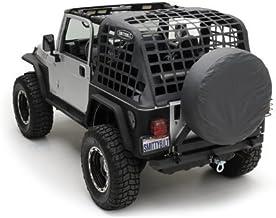 Smittybilt 561035 Black Diamond C.RES System Cargo Net for Jeep Wrangler TJ