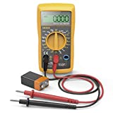 Hama Compact Digital multimeter to Measure The Tension, Current a