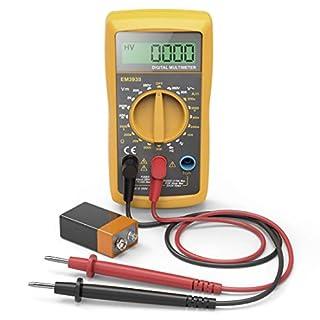 Hama EM393 - Multímetro digital para medir la tensión (B000VE5QPY) | Amazon price tracker / tracking, Amazon price history charts, Amazon price watches, Amazon price drop alerts
