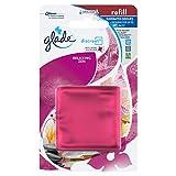 Recambio para ambientador Glade Discreet, eliminador de olores enchufable para el hogar, relajante Zen, paquete de 8