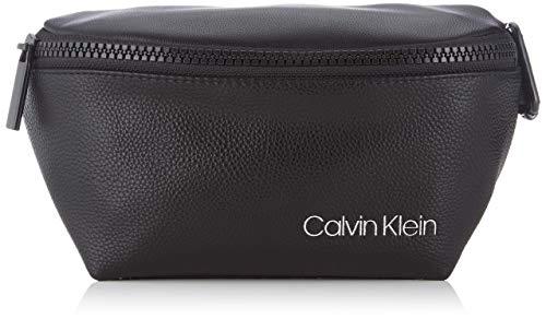 Calvin Klein Herren Ck Direct Waistbag Schultertasche, Schwarz (Black), 0.1x0.1x0.1 Centimeters