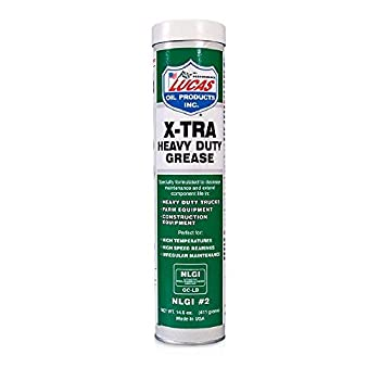 Lucas Oil 10301 X-Tra Heavy Duty Grease- 14.5 oz  Quantity 20