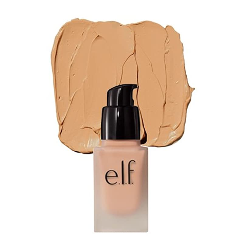 蒸ウッズマニフェスト(6 Pack) e.l.f. Oil Free Flawless Finish Foundation - Nude (並行輸入品)