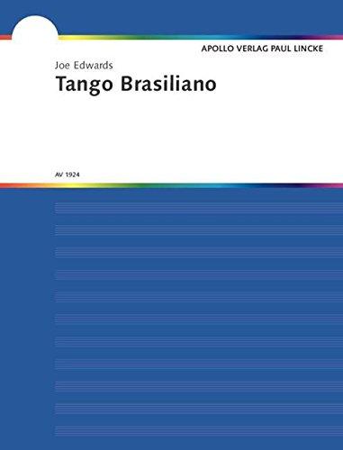 Tango Brasiliano: Tango tipico. Akkordeon.