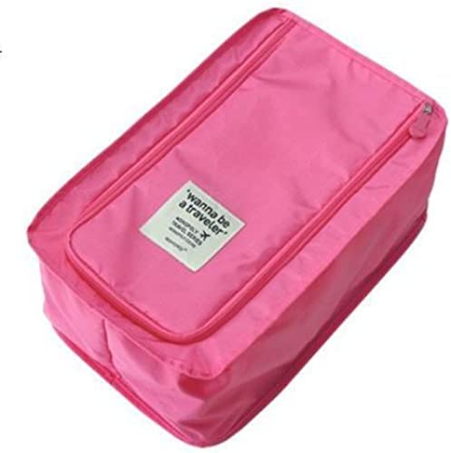 Multi Purpose Waterproof Foldable Travel Shoe Pouch for Dry and Wet Shoes chappals Slippers