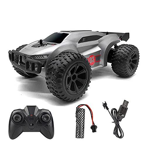 Akazan RC Car 2WD Control Remoto Drift 1:22 2.4GHz Vehículos Todoterreno de Alta Velocidad Stunt Cars RTR Juguete de Regalo para niños
