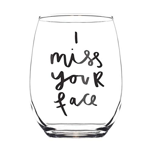Best Friend Glass