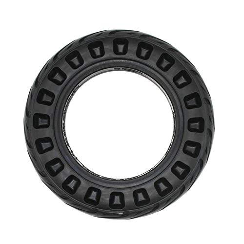 Repuesto Neumático Rueda 10 Pulgadas para Antideslizante Amortiguar Los Choques Reemplazo Llanta Delantera/Trasera Scooter Escúter Balanceante 10 ×2.5,10×2.125,1tire10×2.5