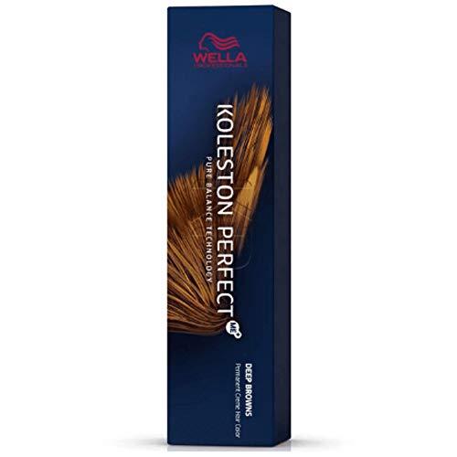 Wella Professionals Koleston Perfect Me + Deep Browns 6/75 Dunkelblond Braun Mahagoni, 60 ml