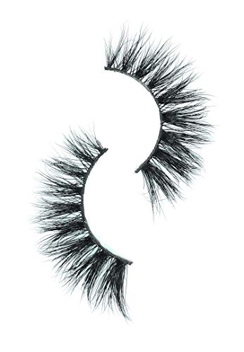 Cyruscosmetics Wimpern Mink Lashes I falsche kWimpern aus 100% Echthaar I künstliche Echthaarwimpern I false Lashes I Luxury Mink Lashes (DIVA)