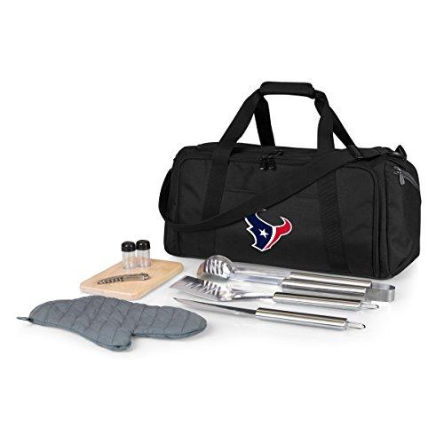 NFL Houston Texans BBQ Kit/Kühltasche mit Grill- und Picknickzubehör