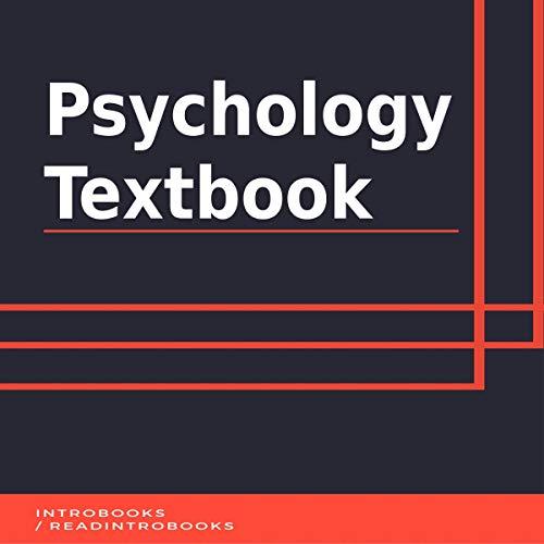Psychology Textbook audiobook cover art