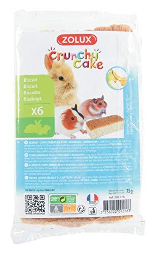 Crunchy Cake Pomme Banane X6