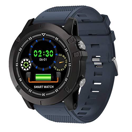 N\C SW002 Smart Watch IP68 Waterproof Pedometer Outdoor Sports Blood Oxygen Heart Rate Monitoring