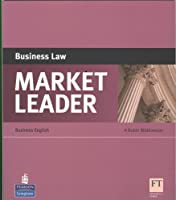 Market Leader ESP Book - Business Law by Robin Widdowson(2010-04-01)
