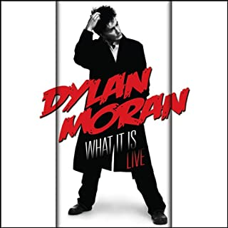 Dylan Moran Live - What It Is cover art