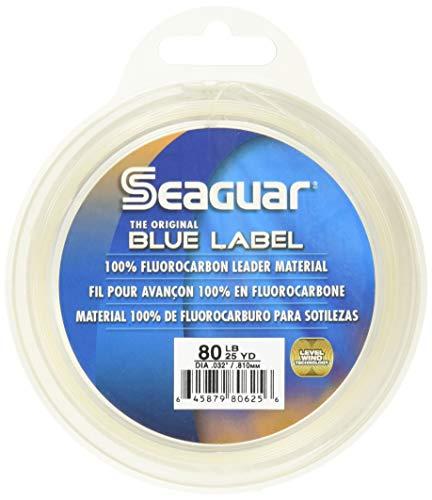Seaguar Blue Label Fluorocarbon Leader Line