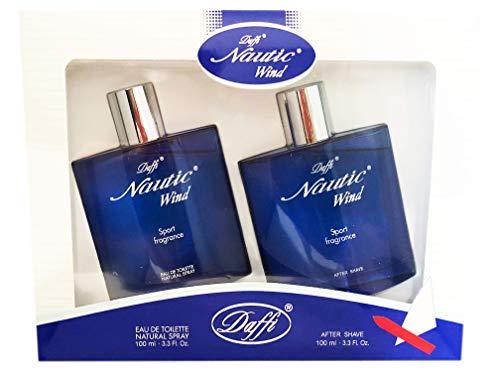 Nautic Men Gift Set Eau de Toilette & After Shave