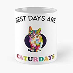 Made from fine ceramic, our cup and saucer sets are food-safe, non-toxic, and durable for daily use. Stoneware is microwave and dishwasher safe. Your Mugs Design May Be Funny, Unique or Sarcastic. It May Be an Important Present, Heartfelt Memento or ...